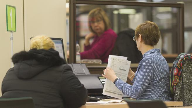 Trabajadores, trabajador, trabajo, Seguridad Social, Oficina de empleo, funcionario, funcionarios, empleo, empleos, oficinas, empresa, empresas