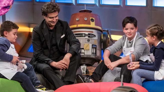 Albert, Lucas y Vega, los nuevos expulsados de 'MasterChef Junior'.