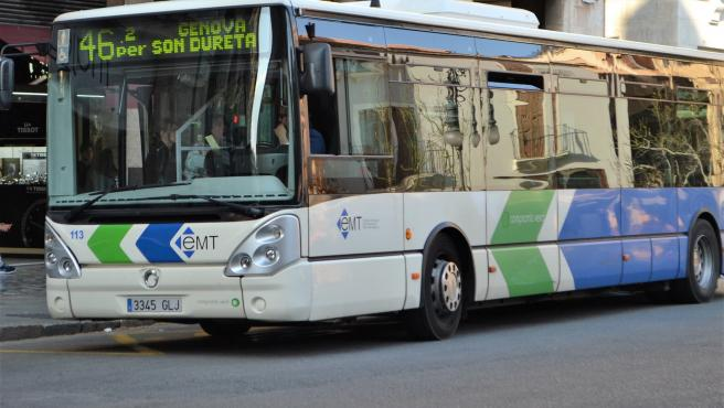 Bus de l'EMT de Palma (recurso)