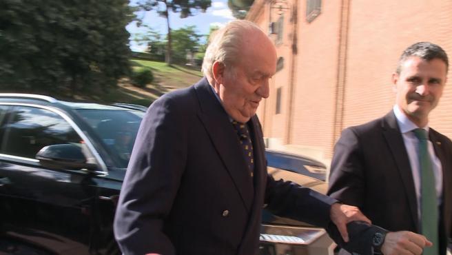 El Rey emérito Juan Carlos cumple 82 años