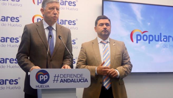 Huelva.-PP presentará una PNL en el Congreso para exigir al Gobierno el inicio de las obras del túnel de San Silvestre