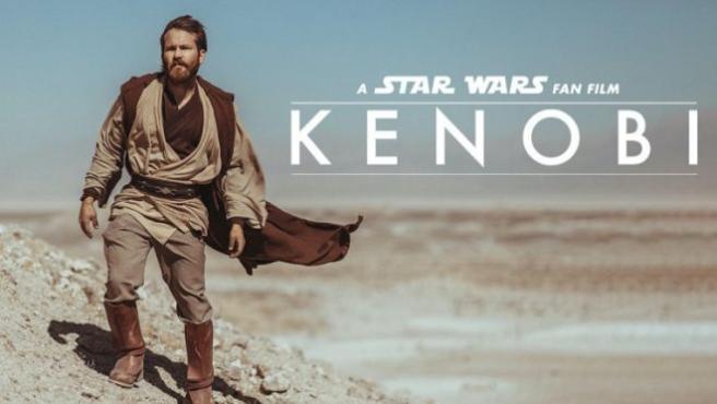 Imagen del fan film 'Kenobi'.