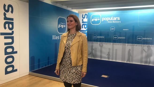 La diputada del PP al Congreso por Baleares, Margalida Prohens, en una imagen de recurso