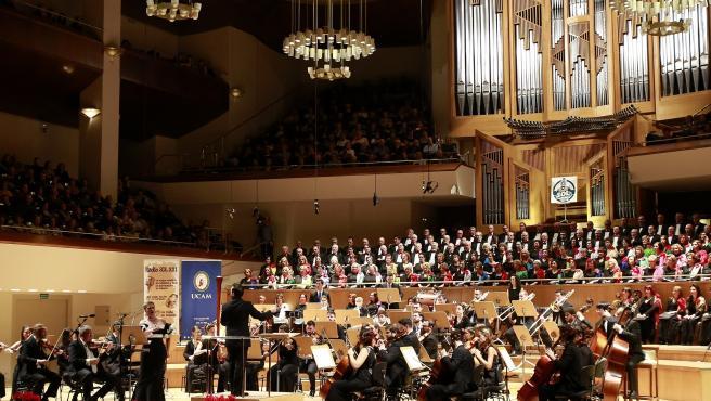 La Orquesta Sinfónica de la UCAM