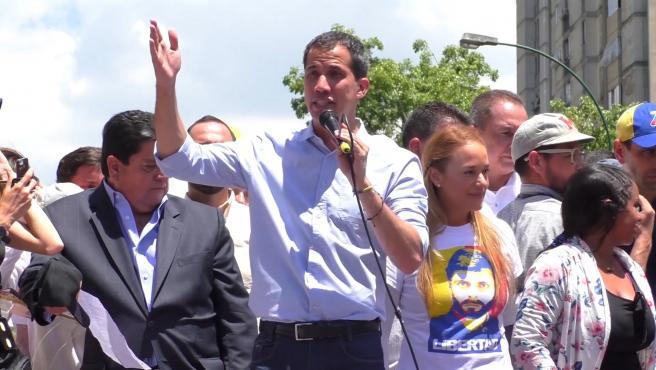 La Asamblea Nacional de Venezuela ratifica a Guaidó como presidente