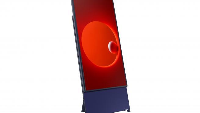 'The Sero', 'vertical' en coreano, es el televisor vertical diseñado para los millennials.