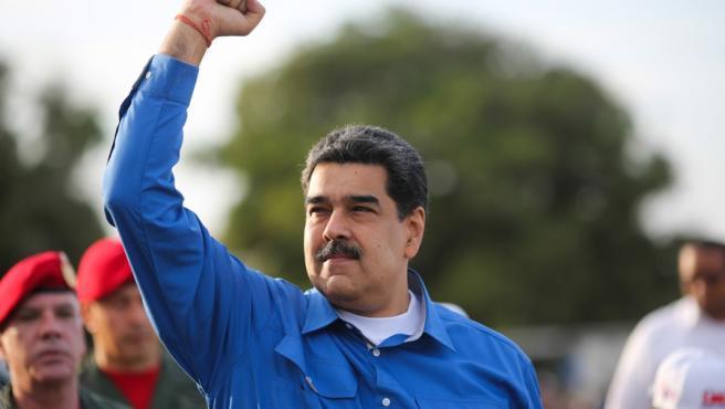 Venezuela.- Maduro se declara 'motivado' para hacer frente a quienes pretenden '