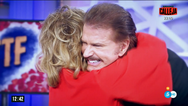 Edmundo Arrocet y María Teresa Campos rompen su relación.