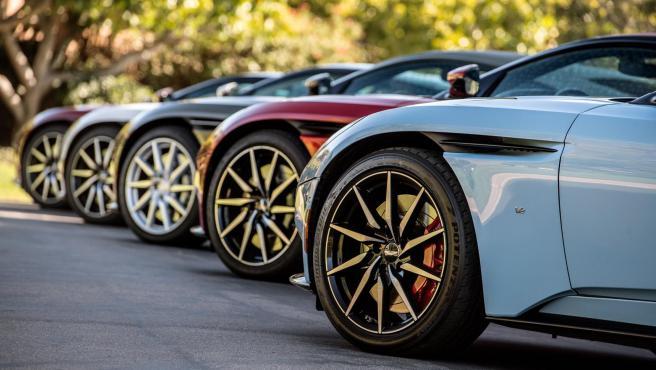 Aston Martin se caracteriza por producir coches que destacan por su diseño y exclusividad