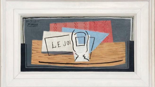 'Naturaleza muerta' (1921), Pablo Picasso.