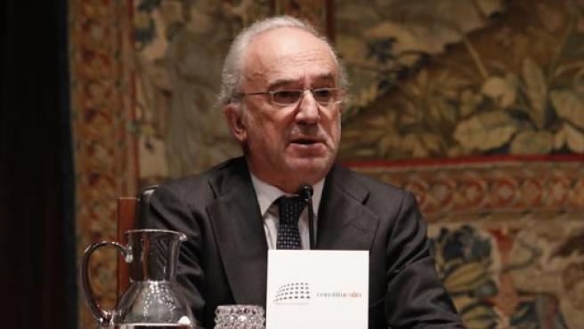 """Presentación del libro """"Comentario mínimo a la Constitución Española"""" 08 noviembre 2018 (Foto de ARCHIVO) 08/11/2018"""