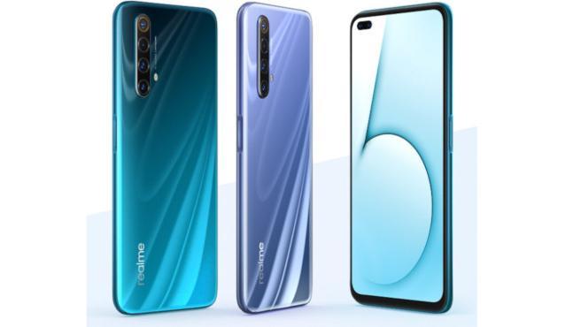 Imagen del Realme X50 5G