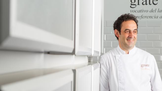 El heladero Fernando Sáenz con Dabiz Muñoz participará en 'Madrid Fusión'