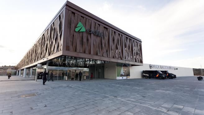 Estación AVE Cuenca 2