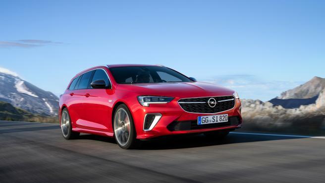 Hasta 230 caballos, así es el nuevo Opel Insignia