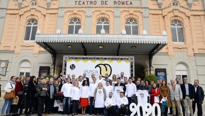 Presentación de Murcia Capital Gastronómica