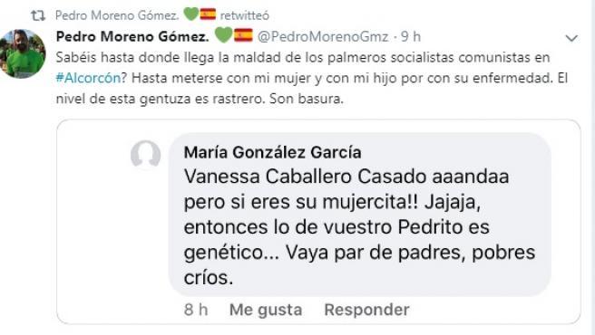 Timeline de Pedro Moreno