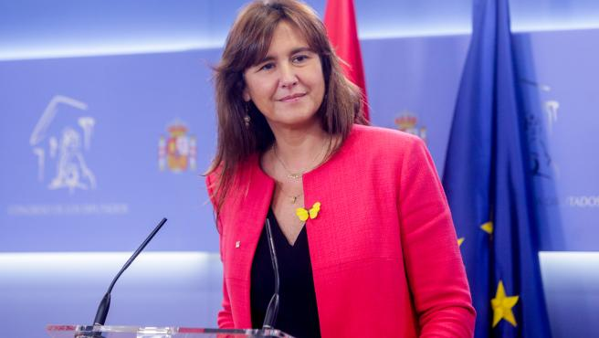 Laura Borràs (archivo)