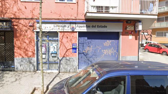 Administración de Loterías de Sabadell.