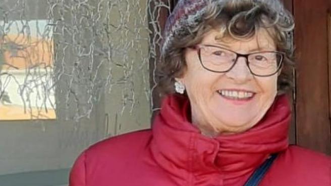 Annie, anciana desaparecida en Alicante.