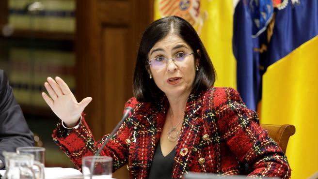Quién es Carolina Darias, la nueva ministra de Política Territorial