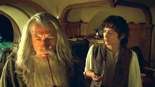 'El señor de los anillos': Ya puedes leer el diario que escribió Ian McKellen durante el rodaje