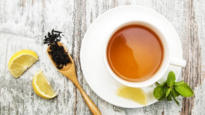 Imagen de una taza de té.