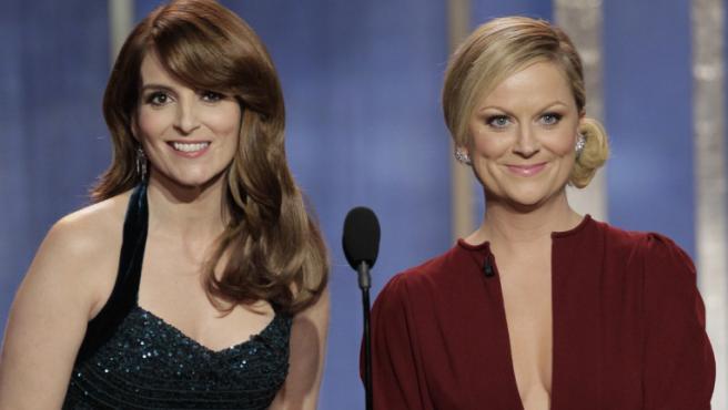 Amy Poehler y Tina Fey repetirán como presentadoras en los próximos Globos de Oro
