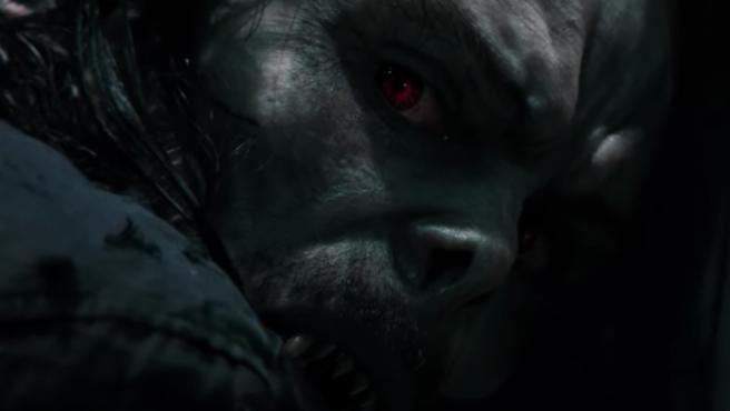 El primer tráiler de 'Morbius' conecta con Spider-Man al antihéroe de Jared Leto