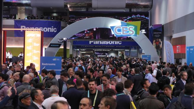 Más de 170.000 personas han asistido al evento tecnológico del año en Las Vegas
