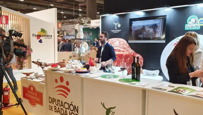 La Diputación de Badajoz en Madrid Fusión