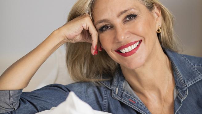 La escritora y periodista Marta Robles