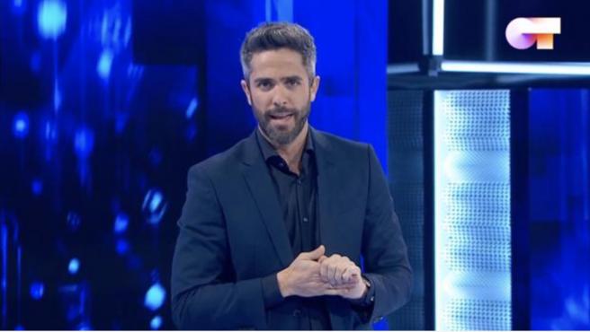 Roberto Leal presenta la gala 0 de 'Operación Triunfo 2020'.