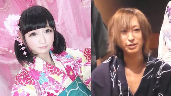 Takuma Tani, el hombre de 42 años que se viste de joven colegiala.