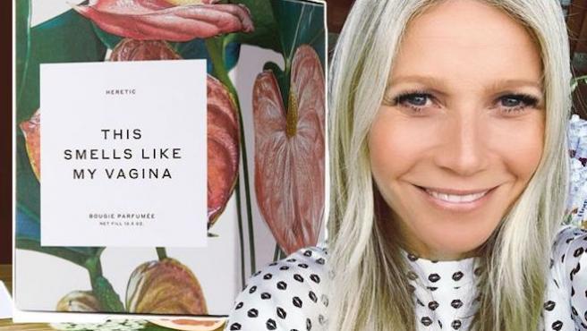 La vela vaginal de Gwyneth Paltrow y otros productos absurdos de estrellas de cine