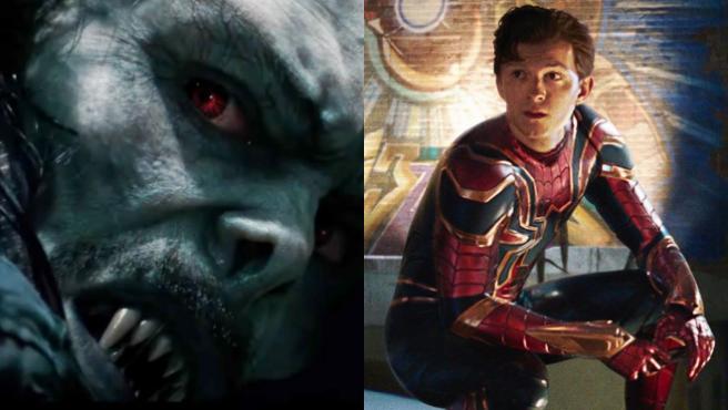 ¿Se ha equivocado 'Morbius' de Spider-Man en su tráiler?