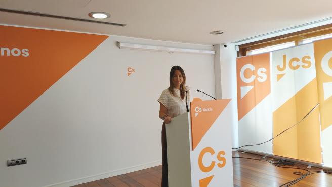 Beatriz Pino, nueva portavoz de Cs Galicia y Laureano Bermejo continúa como máximo responsable de la formación gallega