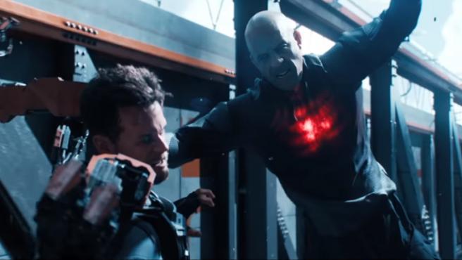 'Bloodshot': Vin Diesel se actualiza como superhéroe en el nuevo tráiler internacional
