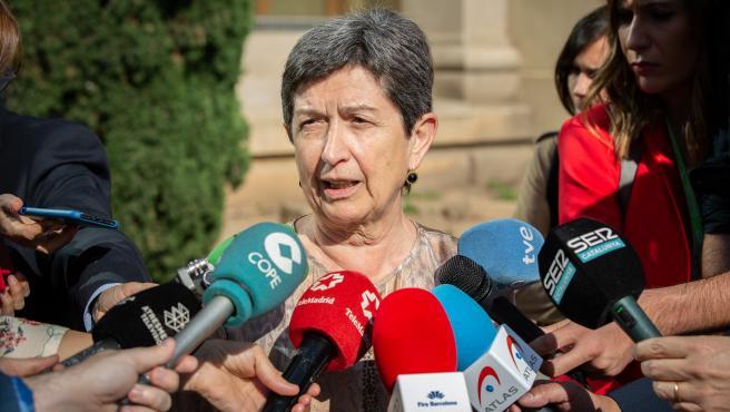 Cunillera ofrece todo su apoyo a Buch tras la explosión en Tarragona