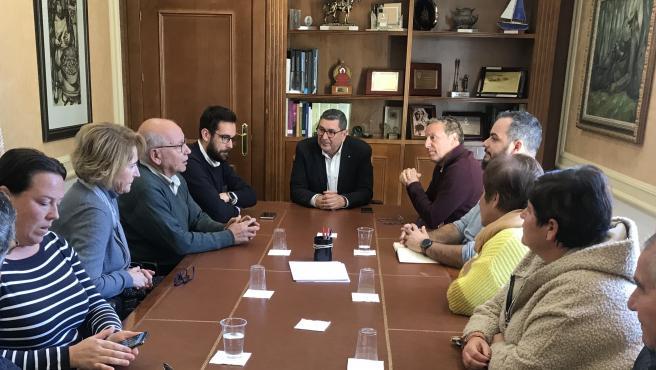 El Ayuntamiento de Vélez-Málaga apuesta por reforzar la colaboración con las asociaciones locales