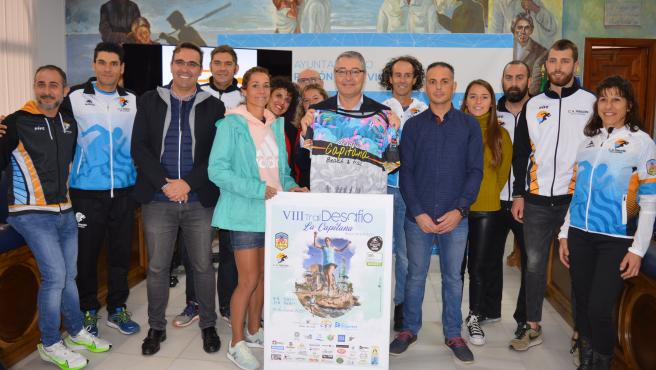 El Desafío La Capitana en Rincón de la Victoria bate el récord de participación con 1.100 atletas