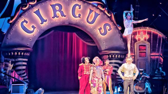 El espectáculo 'Circlassica' llega al Teatro Circo de Cartagena el 23 de marzo