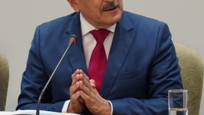"""El vicepresidente canario asegura """"no"""" temer elementos """"desestabilizadores"""" en el Gobierno central"""