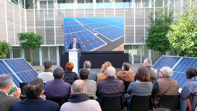 Eléctrica de Cádiz lanza la nueva línea de negocio de autoconsumo con energía solar fotovoltaica