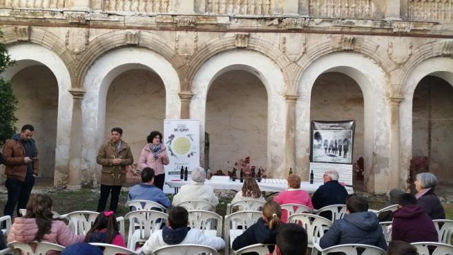 Garcíez conmemora el 94º aniversario de la visita de Alfonso XIII con una cata escolar de AOVE