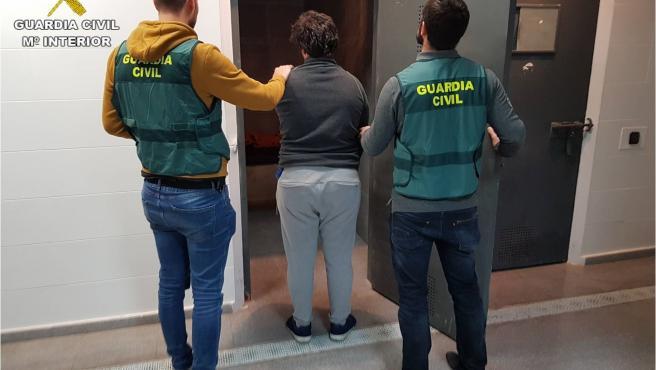 Imatge del detingut