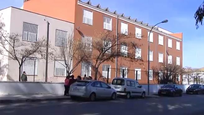 Vista del IES Camilo José Cela, centro en el que un menor ha apuñalado a otro.