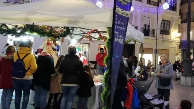 La Asociación Cádiz Centro Comercial Abierto se muestra satisfecha con los resultados de la campaña de Navidad