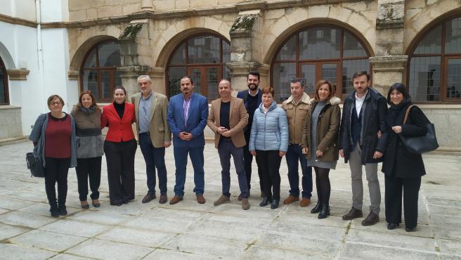 La Diputación de Cáceres cierra 2019 con el 75% de ejecución de un presupuesto de 200 millones de euros