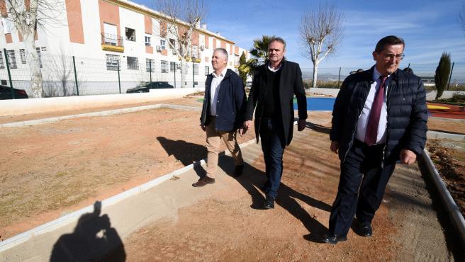 La Diputación impulsará la recuperación de la zona de Cañaveral en Cijuela